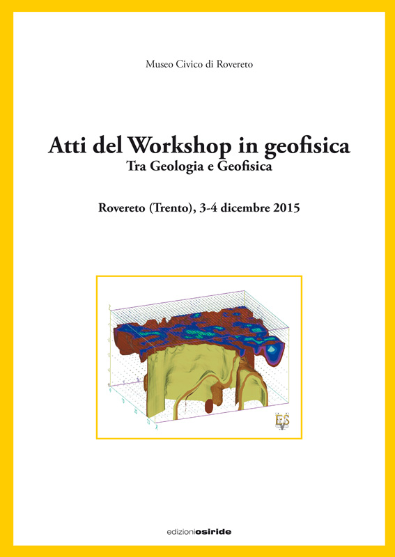 Atti del Workshop in geofisica (2015)