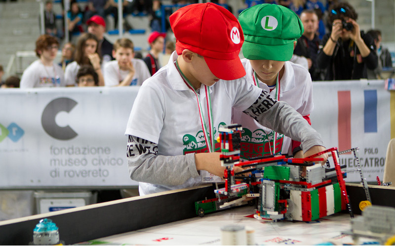 FIRST® LEGO® League Italia