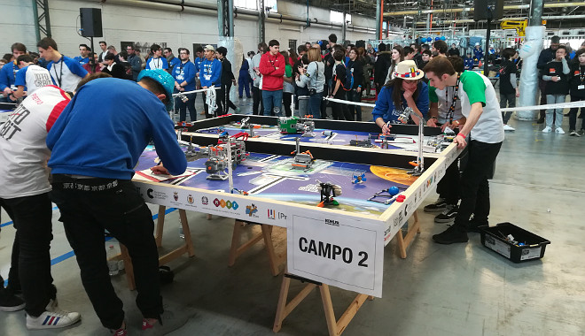 FIRST® LEGO® League Italia 2019
