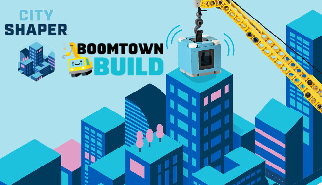 City Shaper e Boomtown Build