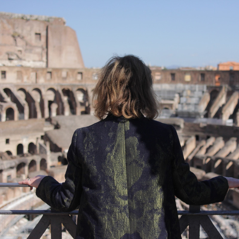 Reopening Colosseum. Il Colosseo in Quarantena