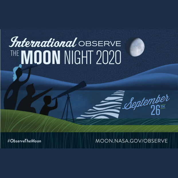 International Observe the Moon Night -  InOMN 2020